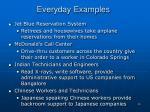 everyday examples