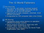 the 10 world flatteners2