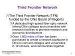 third frontier network