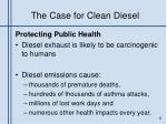 the case for clean diesel