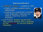 executive branch1