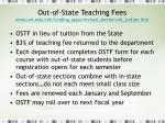 out of state teaching fees www unt edu cdl funding opps revised section alt tuition htm