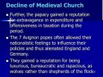 decline of medieval church10