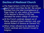 decline of medieval church12