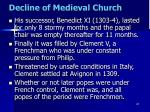 decline of medieval church8