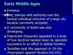 early middle ages3