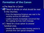 formation of the canon1