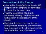 formation of the canon6