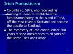 irish monasticism1