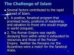 the challenge of islam2