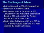 the challenge of islam5