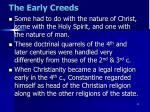 the early creeds2