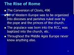 the rise of rome13