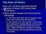 the rise of rome2