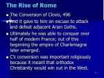 the rise of rome9