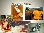 telescope pattern
