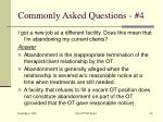 commonly asked questions 4