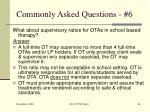 commonly asked questions 6