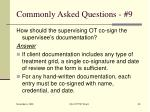 commonly asked questions 9