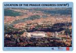 location of the prague congress centre