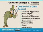 general george s patton patton on leadership