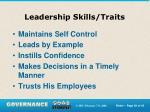 leadership skills traits4