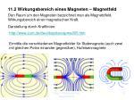 11 2 wirkungsbereich eines magneten magnetfeld