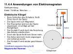 11 4 4 anwendungen von elektromagneten
