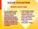 equine evacuation decisions must be made2