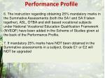 performance profile2