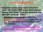 conclusions 4
