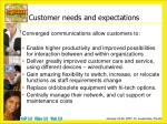 customer needs and expectations1