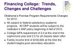 financing college trends changes and challenges11