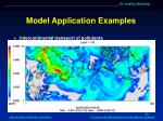 model application examples1