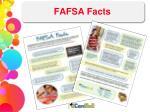 fafsa facts