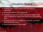 circulation basics