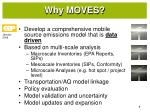 why moves