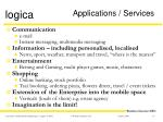 applications services
