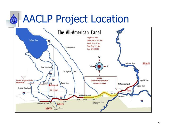 AACLP Project Location