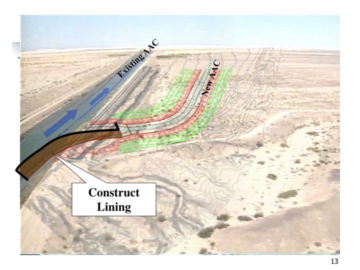 Construct Lining