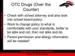 otc drugs over the counter1