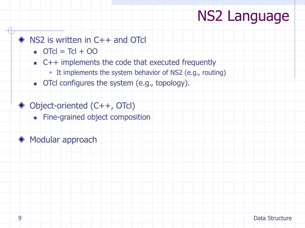 PPT - NS2 Tutorial – Part I PowerPoint Presentation - ID:4547023