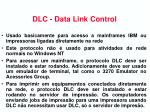 dlc data link control