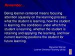 maryellen weimer learner centered teaching 2002