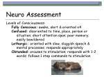 neuro assessment4