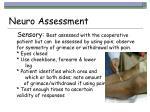 neuro assessment45
