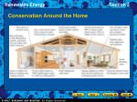 conservation around the home1