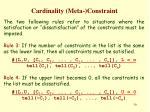 cardinality meta constraint3