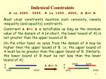 indexical constraints5