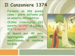 il canzoniere 1374